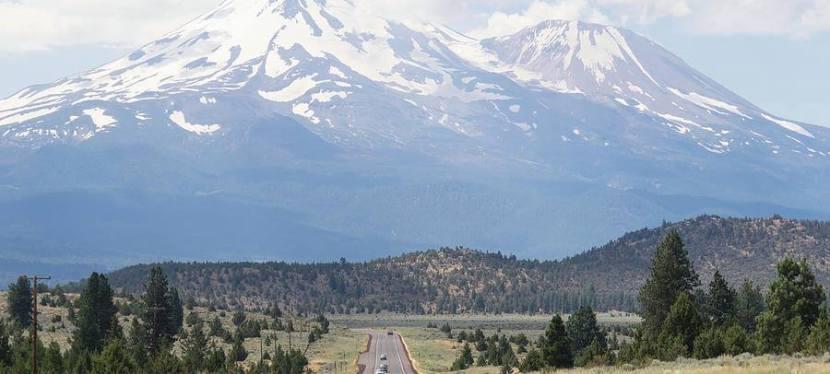 Mt Shasta 2020