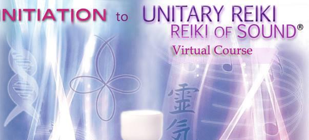 Unitary Reiki – Reiki of Sound – OnlineCourse