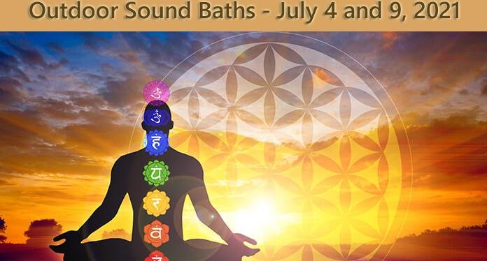Outdoor Cleansing Sound Baths – Igniting Soul Joy toTransform